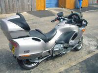 bmw k1200lt touring bike