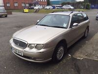 2001 ROVER 75 CONNOISSEUR 2.0 CDT TOURER BMW TDI - FULLY LOADED - CLEARANCE VEHICLE