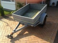 Trelgo Car Trailer Tipper For Sale L@@K!