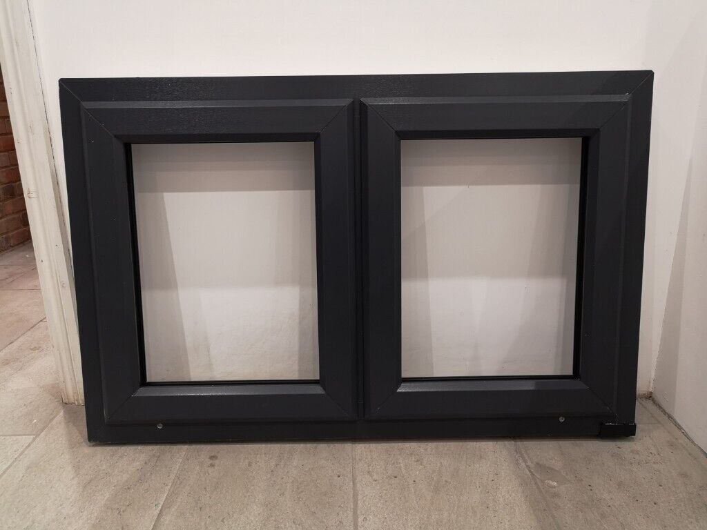 separation shoes 60489 a9ee0 6 Rehau Anthracite Upvc factory miss measured windows for sale from £32 -  Free local delivery | in Bridgend | Gumtree