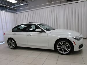 2018 BMW 3 Series FEAST YOUR EYES ON THIS BEAUTY!! 330i X-DRIVE