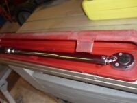 Torque Wrench - MAC Tools - Perfect Condition