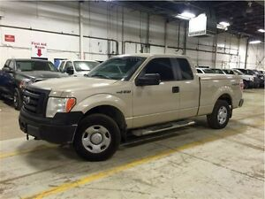 2009 Ford F-150 ONE OWNER! 4X4!
