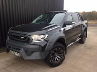 2016 (66) Ford Ranger M-Sport 3.2 Diesel 1 Owner Low Miles. Service History, 2Keys Finance Available