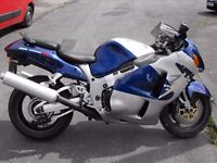 Suzuki GSX 1300 R Hayabusa PX and delivery possible