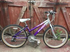 Girls 24 inch bike, can deliver