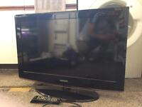 """Samsung 32"""" HD ready LCD TV built in free view"""
