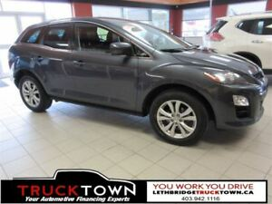 2012 Mazda CX-7 LEATHER-SUNROOF