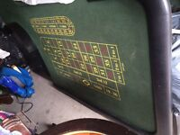 Roulette Table (Full Size)