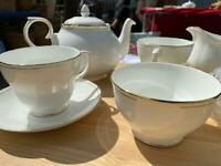 Complete Vintage Tea Set