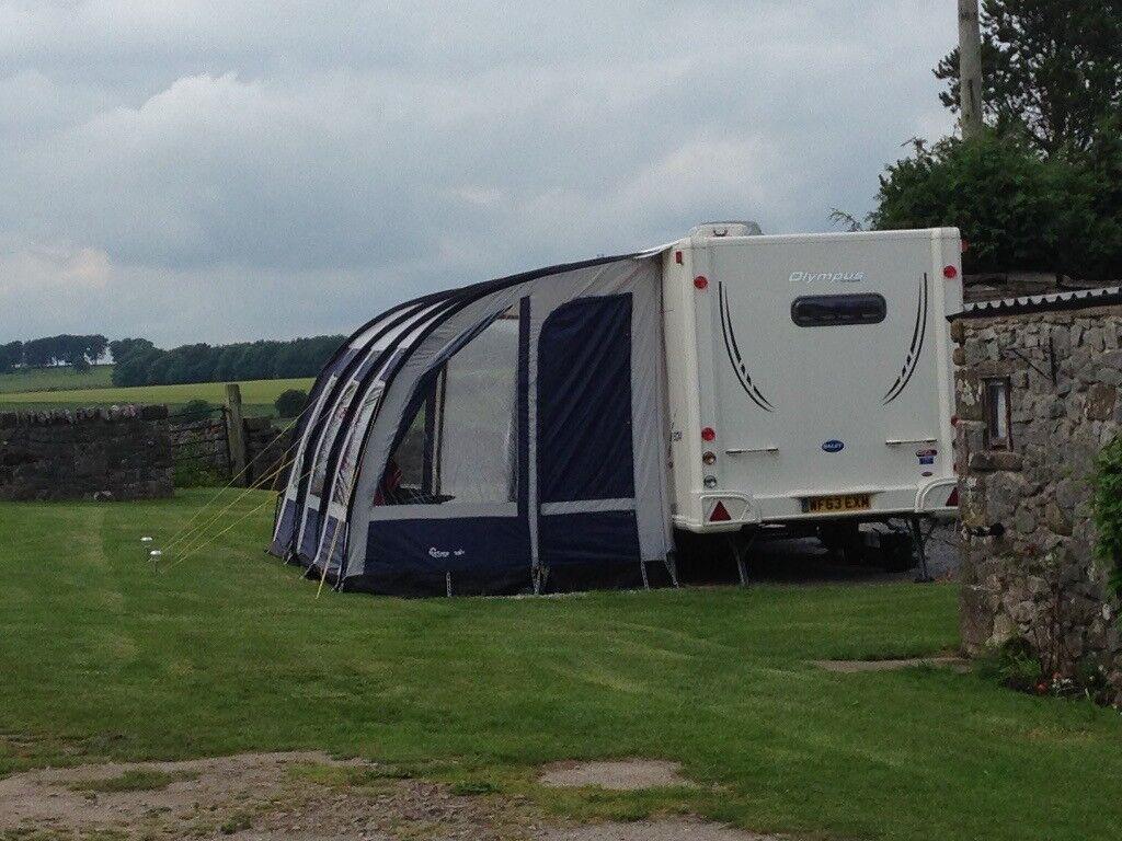 Starcamp Magnum 390 Caravan Porch Awning | in Dorchester ...