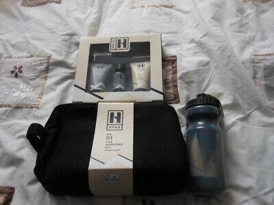 Fathers Day Birthday Hyke Grooming Weekend Bag Hydration Kit Toiletries Freebie