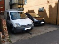 Parking spaces (2) to let in Church Road close to Tescos