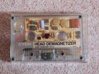 TDK HD-01 Cassette Tape Head Demagnetizer.