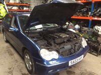 Mercedes C Class 2003 diesel auto - Spare Parts