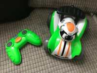 Chicco remote control racing car/robot