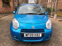 SUZUKI ALTO SZ4, 1.0 LITTLE, YEAR 2009 FULLY AUTOMATIC,VERY LOW MILEAGE,MINT CONDITION, 1 LADY OWNER