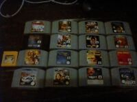 N64 / Nintendo 64 bundle