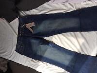 Women's jeans size 16