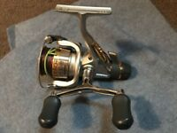 Shimano EXAGE 2500RB Double-Handle Reel - Excellent Condition Super Smooth