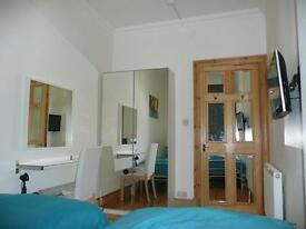 1 Bedroom Flat -- To Let -- Dennistoun