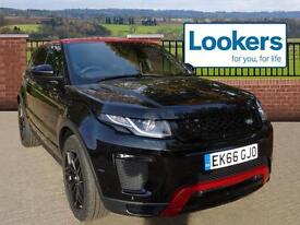 Land Rover Range Rover Evoque TD4 EMBER SPECIAL EDITION (black) 2016-10-31