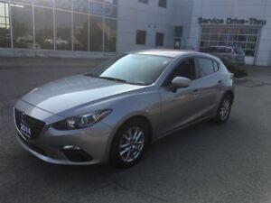 2014 Mazda MAZDA3 SPORT GS-SKY HTD SEATS CAMERA