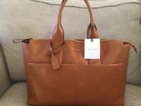 Jem and Bea Jemima changing bag in Tan