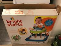 Bright star baby walker
