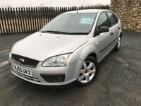 2005 55 FORD FOCUS 1.6 SPORT - MAY 2018 M.O.T - LOW MILEAGE - IDEAL FAMILY CAR, OR RUNAROUND!
