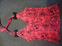 Ladies Collectif London halter neck sun top for sale