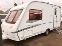 2005 Abbey Cardinal 315 (2 Berth, Full End Washroom)