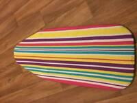 Surface ironing board