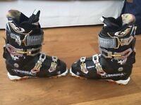 28.5 Technica Cochise Ski Boots with walk mode