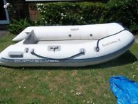 Quicksilver 2.7 Inflatable.