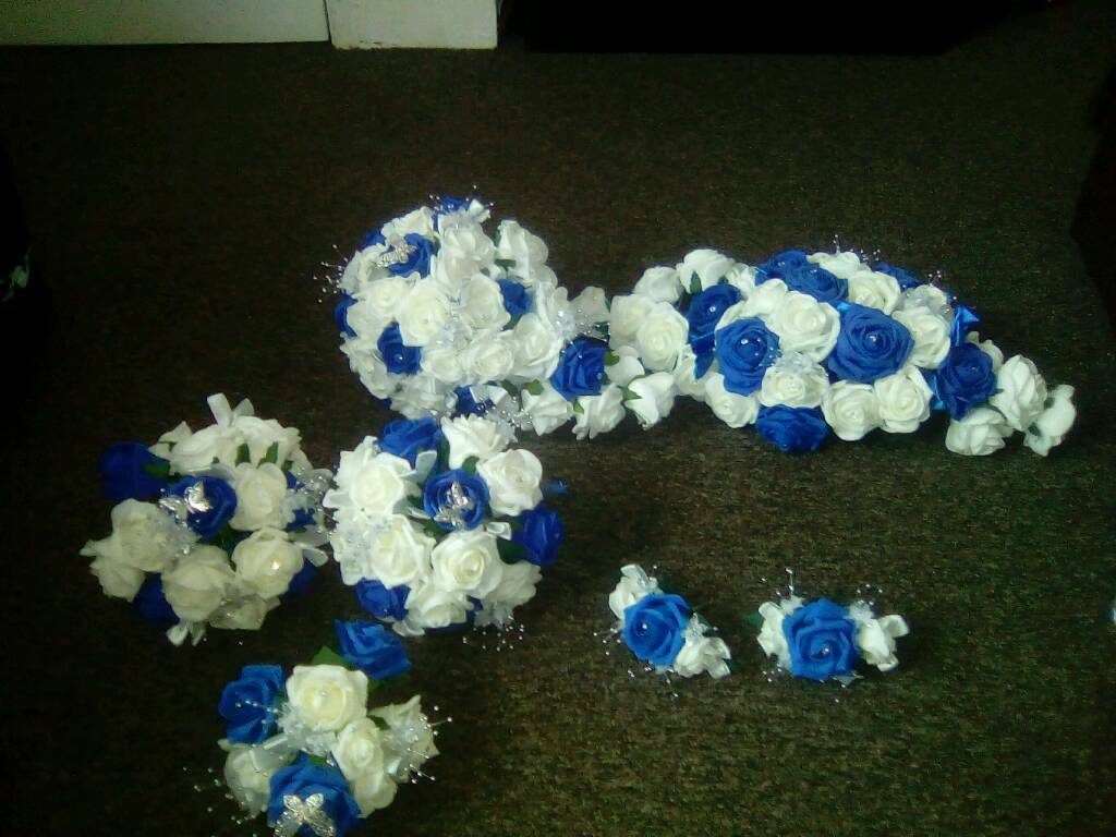 Wedding Flower Bundle In Newcastle Under Lyme Staffordshire