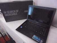 ASUS 14'' laptop very good condition boxed