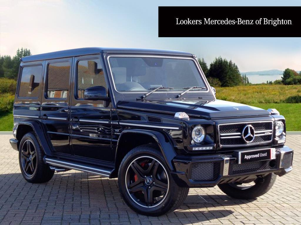 mercedes benz g class amg g 63 4matic black 2017 10 19 in portslade east sussex gumtree. Black Bedroom Furniture Sets. Home Design Ideas