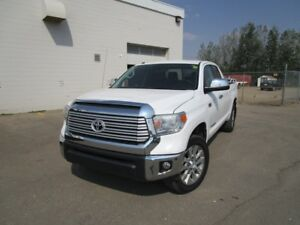 2015 Toyota Tundra Limited 5.7L V8 One Owner- Local Trade Tow...