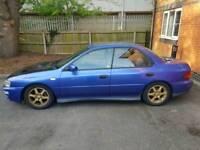 1998 Subaru impreza n/a
