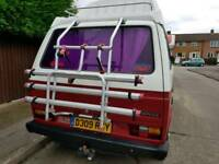 VW T25 camper van autohomes conversion