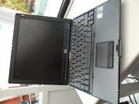 hp/compaq laptops x 2 nc4400