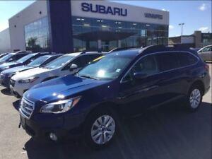 2015 Subaru Outback 2.5i Tour sunroof, power hatch