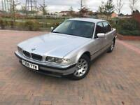 2001 BMW 728i SE 2.8 AUTOMATIC LEATHER SEATS LONG MOT