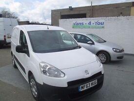 2013 berlingo partner side door only 78500 miles uk van from £30 per week only at vans 4 you