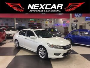 2013 Honda Accord TOURING AUT0 NAVI LEATHER REAR CAMERA 116K