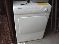 CANDY GRAND 0 8KG CONDENSOR TUMBLE DRYER FOR SPARES OR REPAIR
