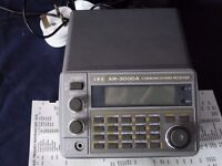 AOR AR3000A Professional All Mode Wideband Communications Receiver/Scanner