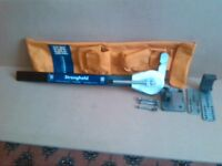 Stronghold Caravan Stabiliser and carrybag, in excellent condition only used twice