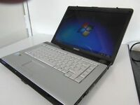 Toshiba Equium A200-15L Laptop - 160GB Hard Drive, 2GB RAM, Windows 7